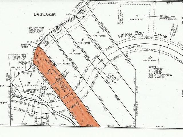 Lot 8 WILLOW BAY, Gladwin, MI