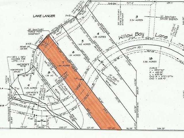 Lot 7 WILLOW BAY, Gladwin, MI
