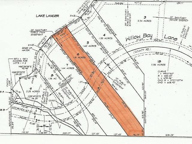 Lot 6 WILLOW BAY, Gladwin, MI