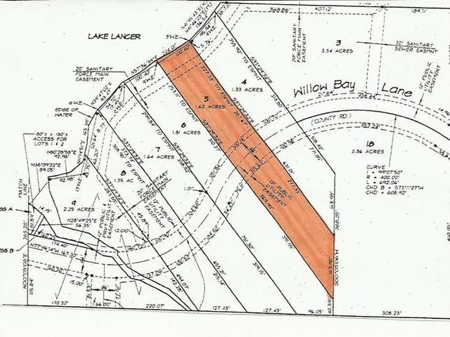 Lot 5 WILLOW BAY, Gladwin, MI