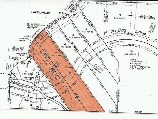Lot 7&8 WILLOW BAY, Gladwin, MI