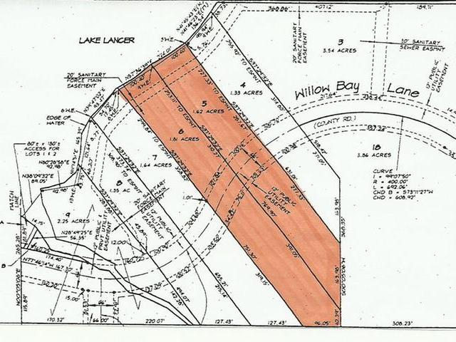 Lot 5&6 WILLOW BAY, Gladwin, MI