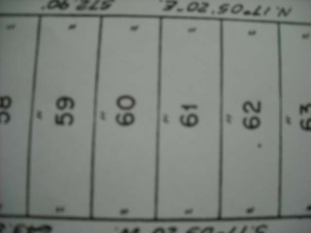 Lots 59-62 LAKESHORE, Gladwin, MI