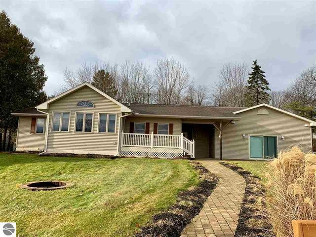 531 CROOKED LAKE DRIVE, Lake, MI