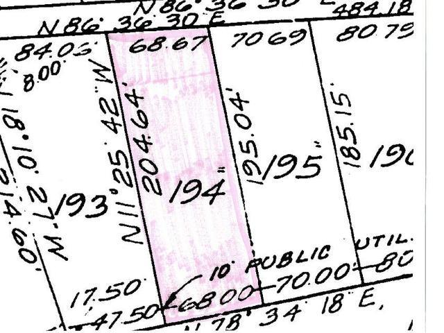 194 ARCHERS WAY, Gladwin, MI
