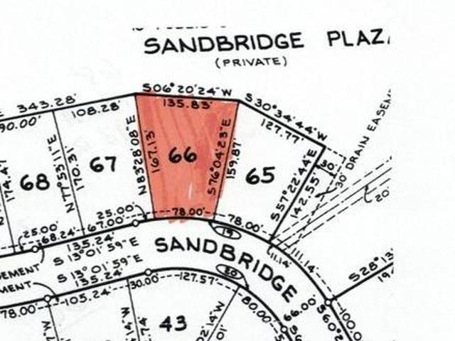 66 SANDBRIDGE COURT, Gladwin, MI