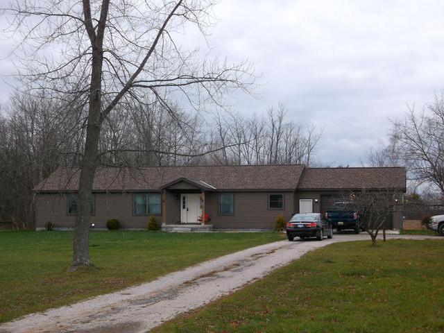 4372 CLARK RD, Prescott, MI