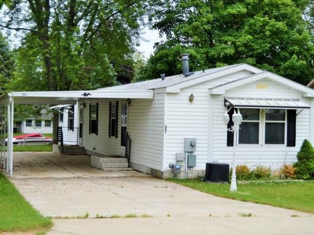 321 BRUCE ROAD, Beaverton, MI